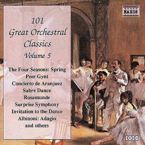101 Great Orchestral Classics, Vol. 5 de Anthony Bramall en ...
