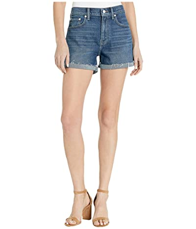 Lucky Brand Mid-Rise Relaxed Shorts in Hot Springs (Hot Springs) Women