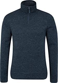 Idris Mens Fleece Jacket - Autumn Pullover