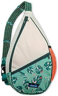 KAVU Paxton Pack Rope Sling Crossbody Bag-Lush Terrace