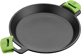 Bra A401636 - Paellera, Negro, 36 cm