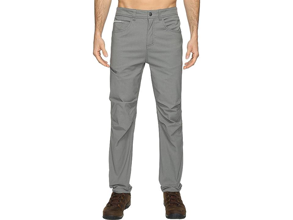 Royal Robbins Alpine Road Pants (Pewter) Men