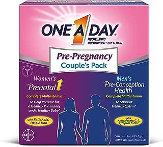 Best prenatal pills one a day Reviews