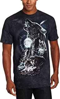 The Mountain Men's Bark At The Moon T-Shirt