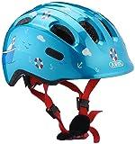ABUS Smiley 2.0 Kinderhelm - Robuster Fahrradhelm für Mädchen und Jungs - 7257