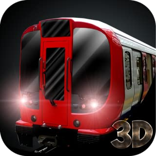 London Subway Train Driving Simulator 3D
