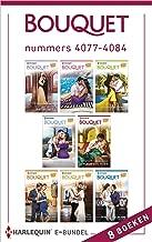 Bouquet e-bundel nummers 4077 - 4084