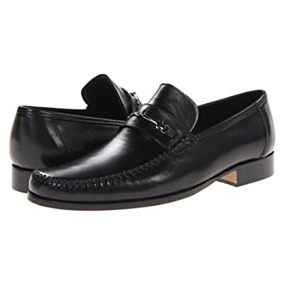 Bruno Magli Pittore (Black) Men