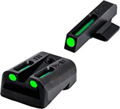 TRUGLO TFO Handgun Sight Set - Kimber