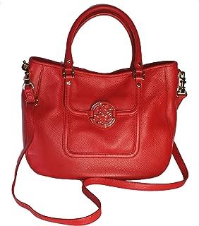 Amanda Leather Hobo Bag