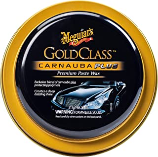 Meguiars Gold Class Carnauba Plus Paste WaxG7014J