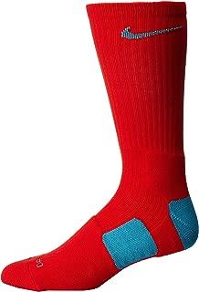 Elite Men's Cushioned Basketball Crew Socks