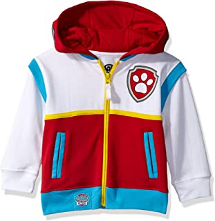Nickelodeon Toddler Boys Paw Patrol Ryder Costume Hoodie, Multi