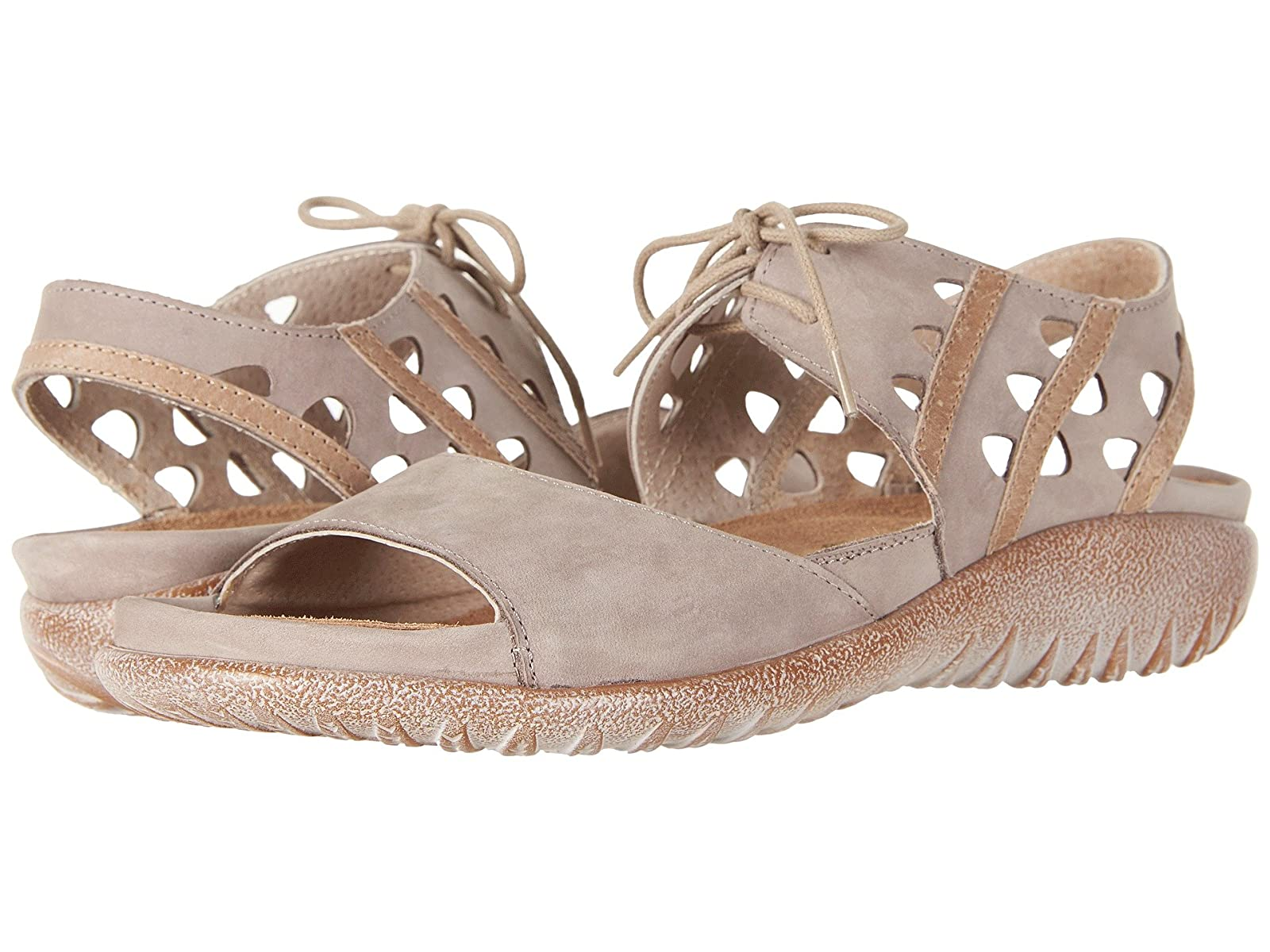 Naot MangereAtmospheric grades have affordable shoes