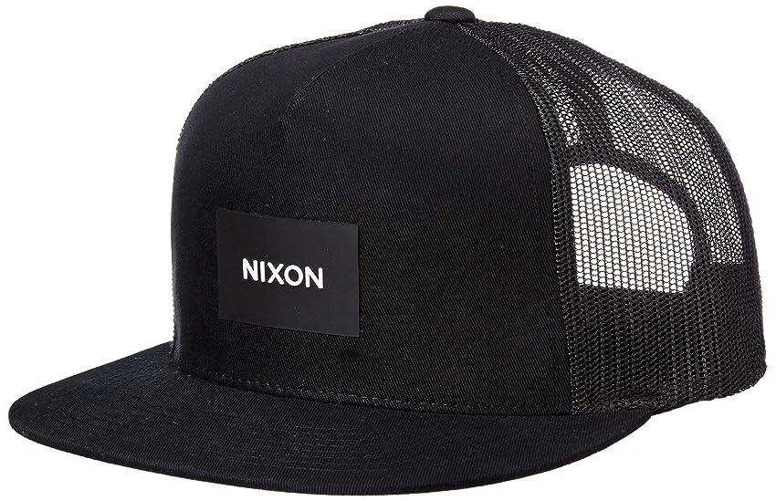 ジョイントハム基礎理論[ニクソン] ポーチ TEAM TRUCKER HAT