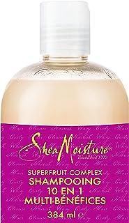 Superfruit Complex by Shea Moisture 10-in-1 Multi-Benefit Shampoo 379ml