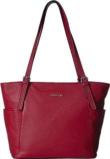 Calvin Klein Women's Pebble Leather Tote