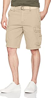 UNIONBAY Mens - Survivor Belted Cargo Short - Reg and Big & Tall Sizes Cargo Shorts