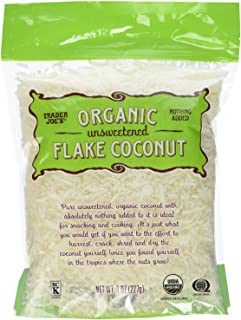 Best unsweetened coconut flakes trader joe's Reviews