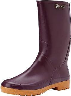 Aigle Lierzon Boot, Bottes & Bottines Souples Femme: Amazon