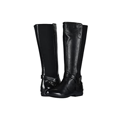 David Tate Memphis 16 (Black Pebble Grain) Women