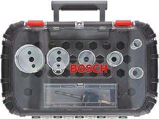 Bosch Professional 9-delars hålsågssats Progressor for Wood & Metal (för VVS-installatör, tillbehör borrmaskin)