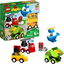 LEGO DUPLO My First Car Creations 10886 Building Blocks, 2019 (34 Pieces)