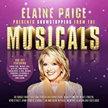 Elaine Paige Presents Showstoppers From The Musicals (Cd Box Set)