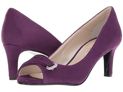 CAPARROS John, Berry Suede in Purple
