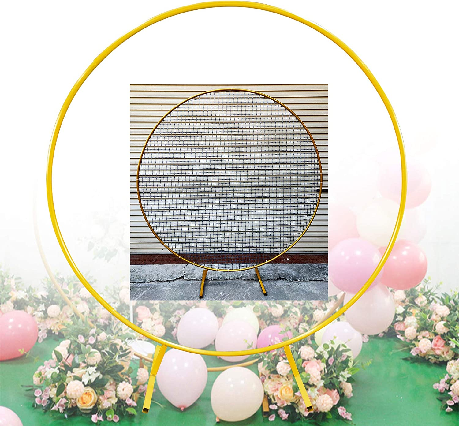 Our shop OFFers the best service TBVECHI Super-cheap Wedding Arch Frame Decorative Metal M 78.74