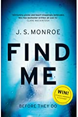 Find Me: A gripping thriller with a twist you won't see coming (English Edition) Formato Kindle