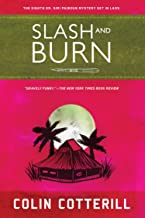 Slash and Burn (Dr. Siri Mysteries Book 8)