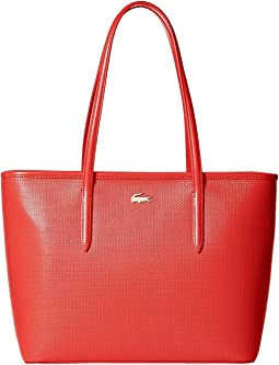 Lacoste Chantaco M Zip Shopping Bag