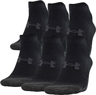 Adult Performance Tech Lo Cut Socks (6 Pairs), Shoe Size: Mens