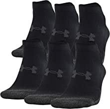 Under Armour Adult Performance Tech Low Cut Socks, 6-pairs