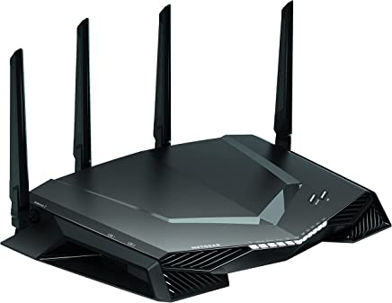 $248 » NETGEAR Nighthawk Pro Gaming XR500 WiFi Router with 4 Ethernet Ports and Wireless speeds up to 2.6 Gbps, AC2600, Optimized for Low ping