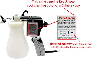 Red Arrow Textile & Fabric Spot Cleaning Gun with Adjustable Nozzle