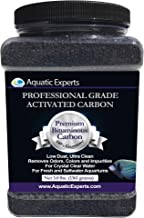 Premium Activated Carbon - Aquarium Filter Charcoal Media with Fine Mesh Bag - Remove Odors and Discoloration with Bituminous Coal
