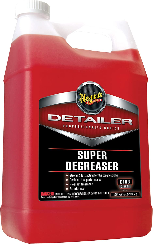 Meguiar's D10801 Super Fashion Degreaser 1 Gallon - Max 40% OFF