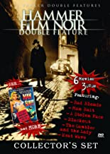 Hammer Film Noir Collector's Set: (Bad Blonde / Blackout / The Gambler and the Lady / Heat Wave / Man Bait / Stolen Face)
