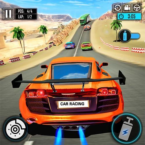 Corridas de carros GT Extreme: jogo de simulação