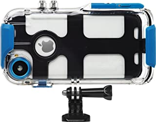 ProShot Touch - Waterproof Case Compatible with iPhone 8 and 7, and Compatible with All GoPro Mounts