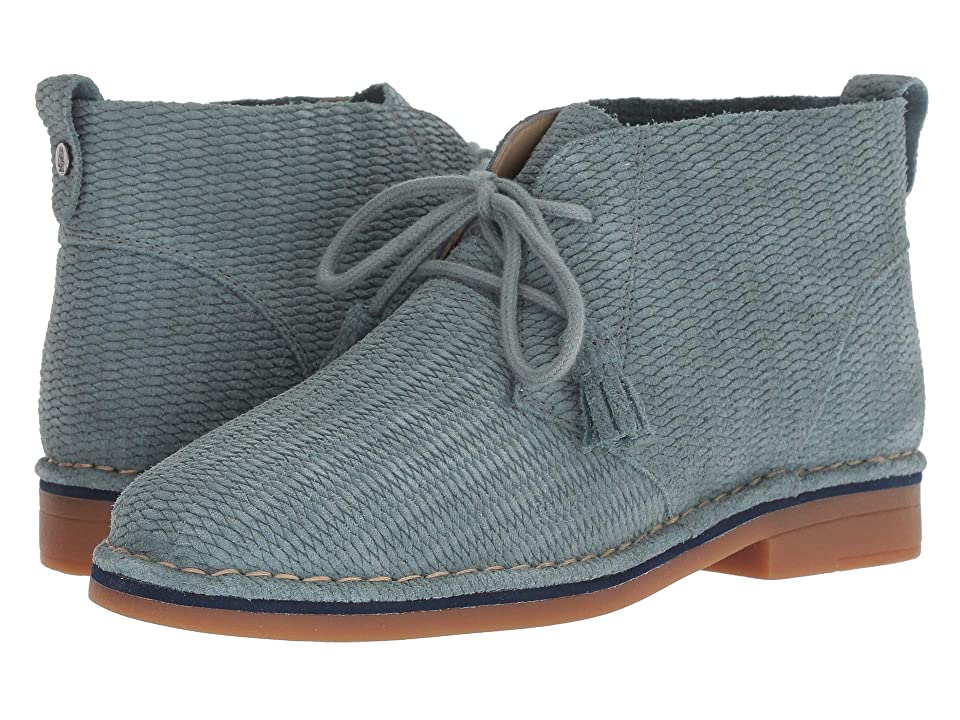 Hush Puppies Cyra Catelyn (Storm Embossed Suede) Women