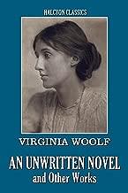 virginia woolf an unwritten novel