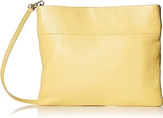 light yellow clutch