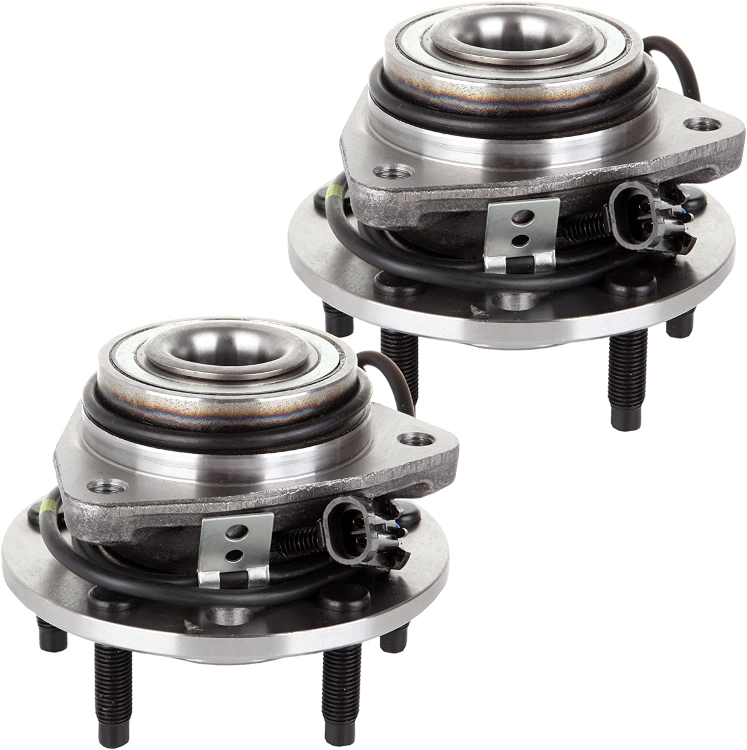 ECCPP Replacement Special sale item for Front Wheel half Bearing W Assembly Hub 5-Lugs