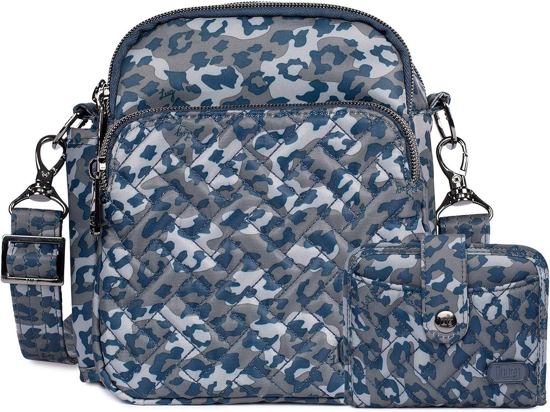 Lug Can Cross Body Bag & Minuet Wallet Set