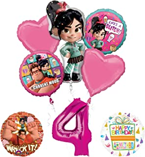 Best vanellope party supplies Reviews