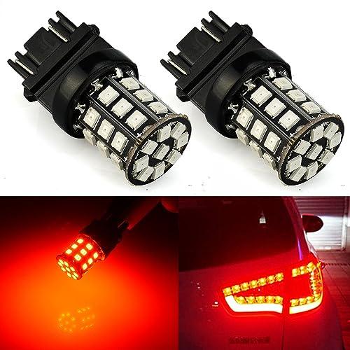 JDM ASTAR AX-2835 Chipsets 3056 3156 3057 3157 LED Bulbs For Brake Light Tail