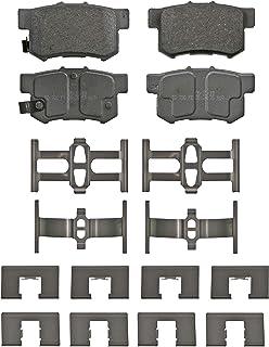 Wagner ThermoQuiet QC537 Ceramic Disc Brake Pad Set
